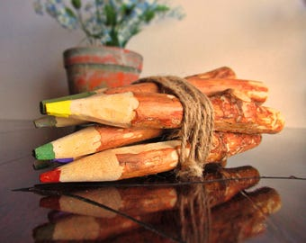Decorative Wooden Pencils