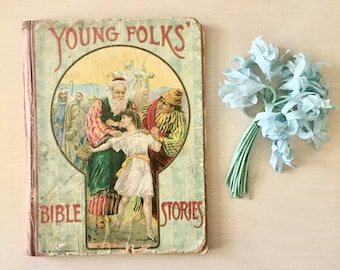 Vixtorian Era Children's Book- Bible - Religious Stories