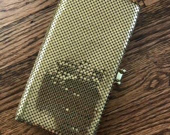 Vintage Gold Mesh Wallet - Free Shipping!