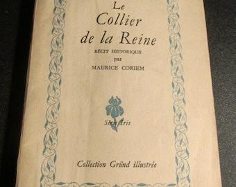 """French Literature: """"Le Collier de la Reine"""""""