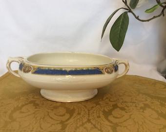 W.H. Grindley & Co. Georgian Ivorie Nr. 707597 Serving Bowl