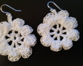 Irish Rose Earrings