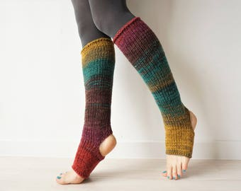 Dance Socks, Athletic Socks, Knee High Yoga Socks, Pilates Socks, Piyo Socks, Toeless Socks, Leg Warmers, Pedicure Socks, Yoga Wear