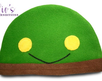 Final Fantasy Hat - Tonberry - Fleece Hat - Super Cozy Beanie