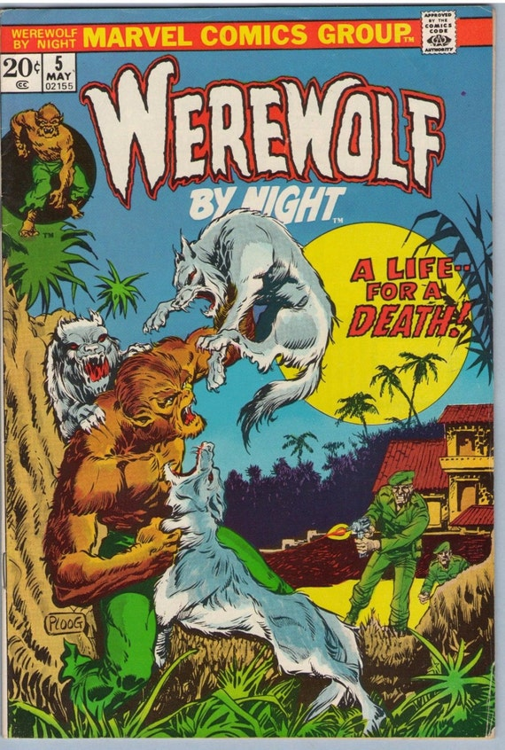 Werewolf by Night 5 May 1973 FI- (5.5)
