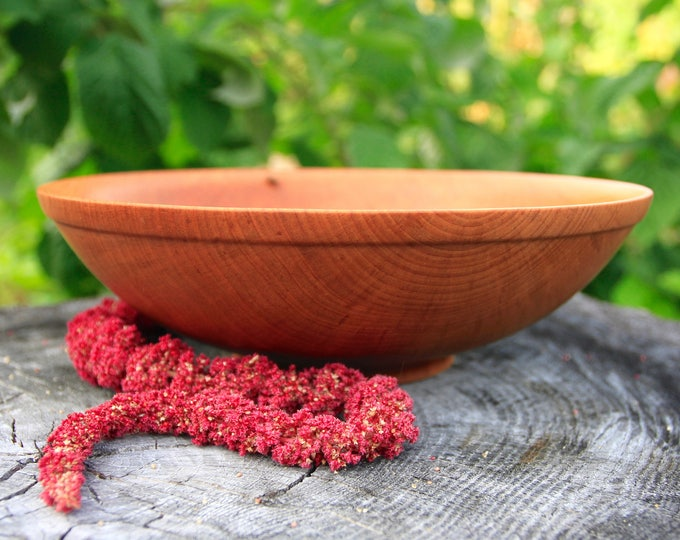 Madrone Wood Individual Size Bowl