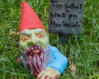 Zombie Gnomes: Loving Lenard