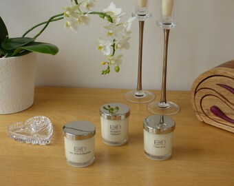 Glass Votive Candles