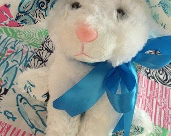 Lilly Pulitzer Plush Stuffed Easter Bunny!