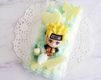 Naruto iPhone 6s Decoden Case