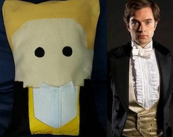 Phantom of the Opera Raoul Vicomte de Chagny Decorative Plush Pillow Cushion