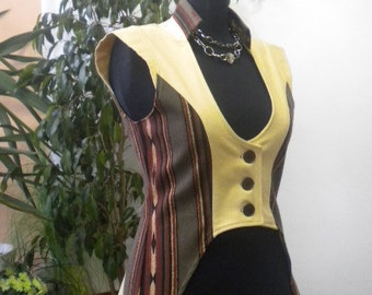 Stylish and elegant ladies vest