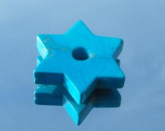 Jade PERL.1387 star bead