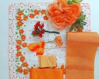 inspiration kit No061 - orange dream