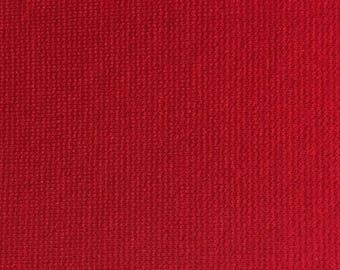 Red Ponti Rayon Nylon 60'' Per Yard