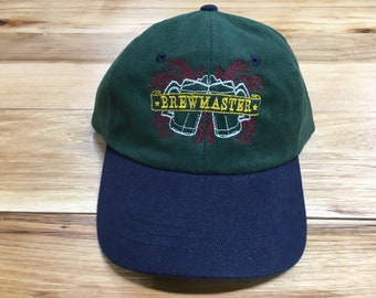 Brewmaster Embroidered cap