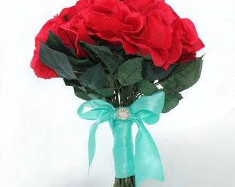 Carnival Rose Bouquet