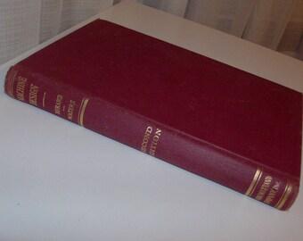 1940s Machine Design Antique Text Book