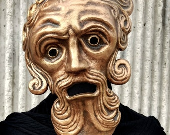 Mask of the Father / Giant Dad Mask