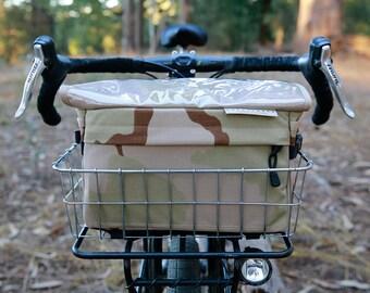 137 Basket Bag for Commuting, Bikepacking or Touring