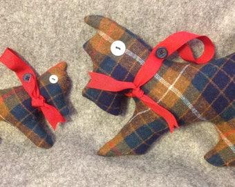 Scotty Dogs Stuffed Animals