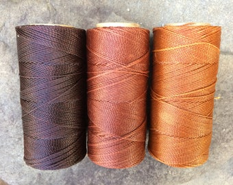 Macrame waxed cord- very high quality- Best you can get!