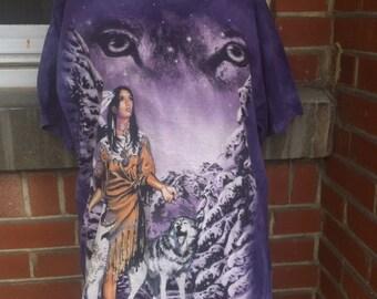 large unisex tshirt