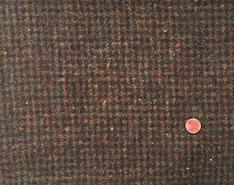 Mill Dyed Textured Wool 1/4 yard