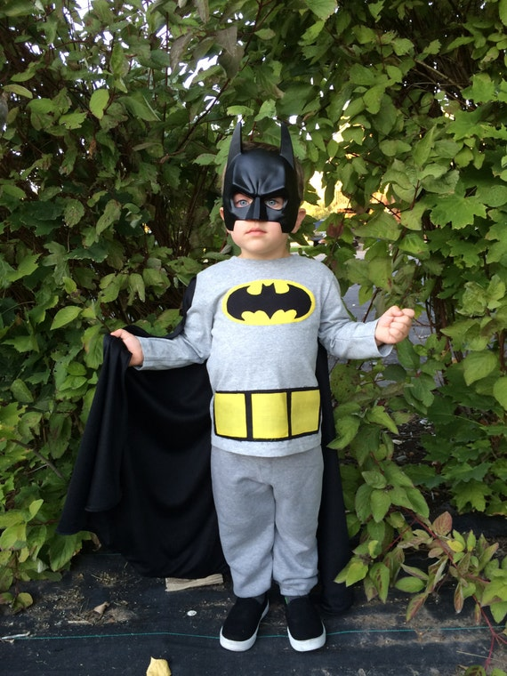 & Baby/Toddler Batman Costume