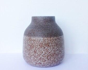 Mid century pottery vase - Mediterranean Style
