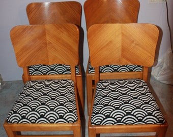 Vintage mid century chairs
