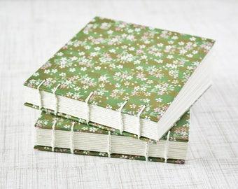 Pocket Journal Art Journal Handmade Mini Sketchbook 4x4 Inch Watercolor Sketchbook Watercolor Journal Travel Journal Gratitude Journal