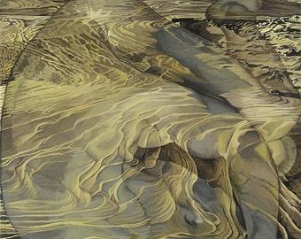 Illusion, Despair - Ltd Ed. Giclée Art Print on Canvas by Jane Nicol