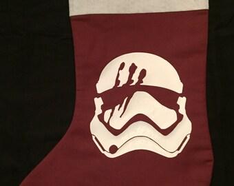 Finn Stormtrooper Stocking