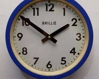 435 - French Retro Wall Clock
