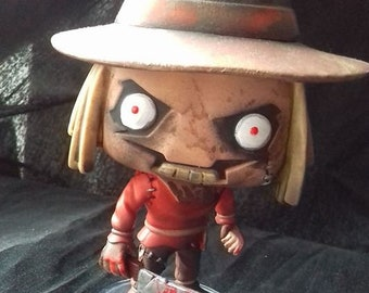 scarecrow custom pop