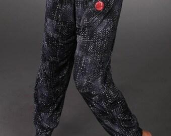 Dark & Stormy Flowy Sweatpants