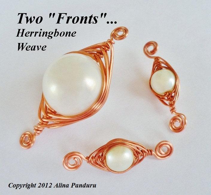 Wire Jewelry TUTORIAL - Two \