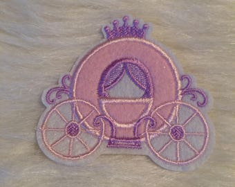 Princess Carriage Patch/ Carriage Patch
