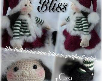 Bliss (PDF Crochet Pattern)