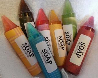 Glycerin Crayon Soap