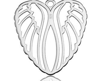 Charm WINGS Sterling Silver 925