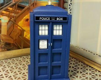 TARDIS Inspired Ring Box - 9th / 10th Doctor