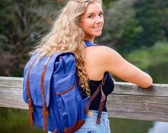 DSLR Camera Backpack / Camera Bag / Canvas Rucksack