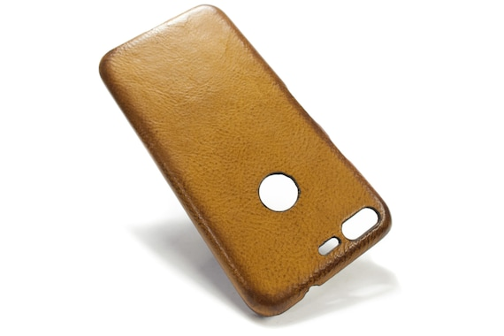 NEW Google Pixel 2 and Pixel XL 2 Italian Leather Case Classic or Washed or Aged  to use as protection Choose the DEVICE and Color