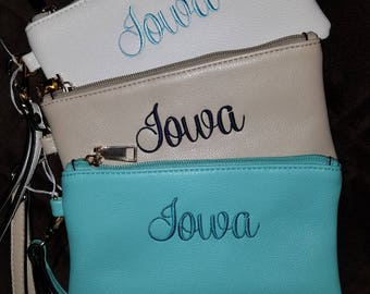 Monogrammed WRISTLETS /  Great Gift Idea!!!  Brides/ Teachers/ Best Friend