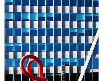 iCanvas Beam by Henk van Maastricht