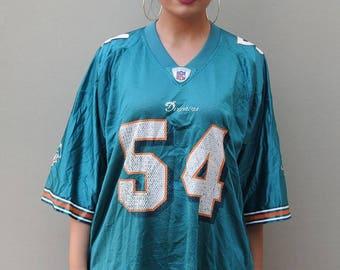 90s Reebok NFL Sports Jersey