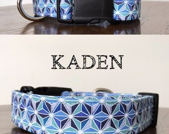 Kaden - Geometrical Inspired Handmade Collar