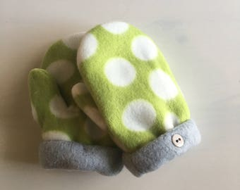 Double-Fleece Child Mittens